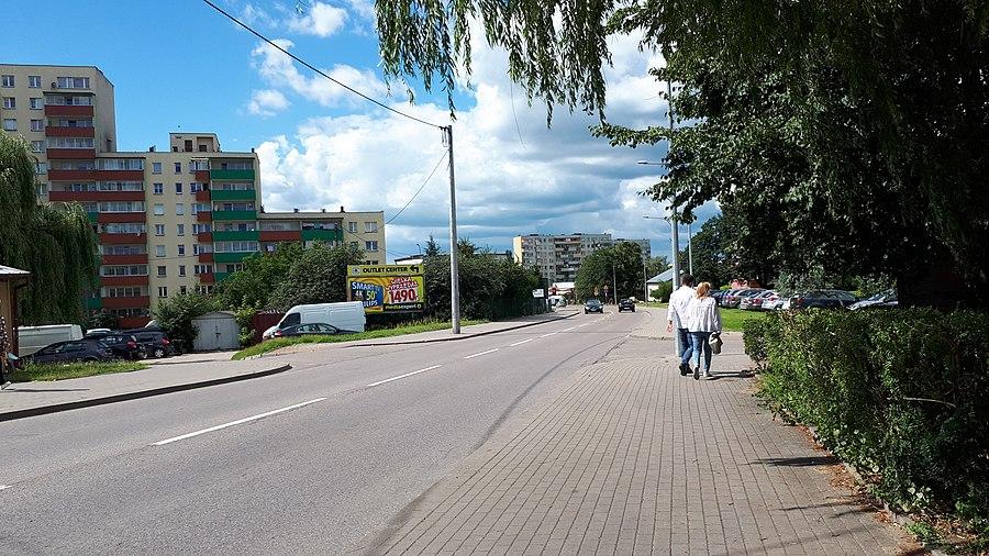 Osiedle Dziesięciny II, Białystok