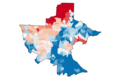 2020 Presidential Election in Georgia's 6th Congressional District.png