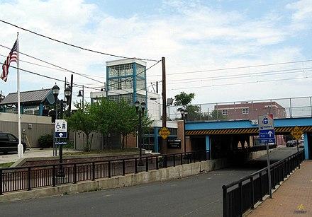 hudson bergen light rail wikivisually. Black Bedroom Furniture Sets. Home Design Ideas