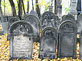 251012 Detail of tombstones at Jewish Cemetery in Warsaw - 50.jpg
