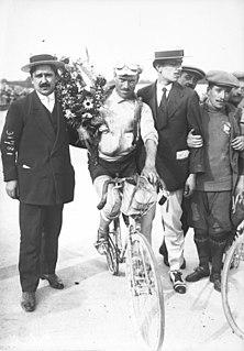 Camillo Bertarelli Italian bicycle racer