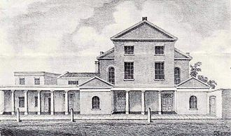 Ching Lau Lauro - 2nd Theatre Royal, Norwich where he played 1828