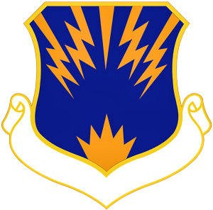 303d Air Expeditionary Group - Image: 303daeronauticalsyst emsweing emblem