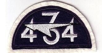 No. 434 Squadron RCAF - Image: 434Sqn Crest