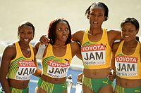 4 x 400 m Jamaica Berlin 2009.JPG