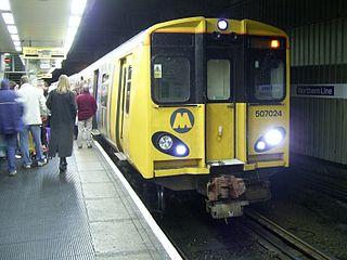 Northern line (Merseyrail)