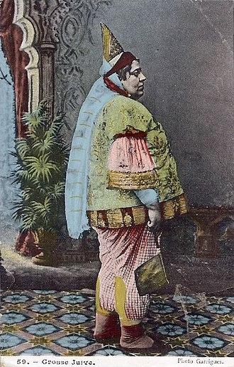 Leblouh - Image: 59.Grosse juive Djerba Garrigues