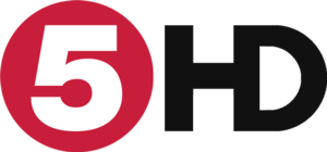 Channel 5 (UK) - The former Channel 5 HD logo (from 14 February 2011 to 11 February 2016)