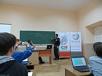 5th Ukrainian Wikiconference — the training the wikiworkshop trainers session (01).JPG