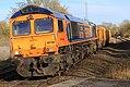 66730 6M40 GBRF Westbury - Cliffe Hall Hatton 02-03-17 (32426188684).jpg