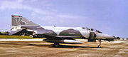 704th Tactical Fighter Squadron McDonnell F-4D-32-MC Phantom 66-8768