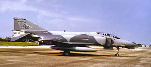 924th Fighter Group - Image: 704th Tactical Fighter Squadron Mc Donnell F 4D 32 MC Phantom 66 8768