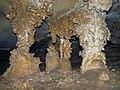 77 Helictites & columns (travertine) 4 (8325816892).jpg