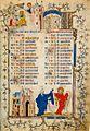 7 Jean Le Noir. Miniature from Petites Heurs du Duc Jean de Berry 1372-75 Paris, Bibliotheque nationale de France..jpg