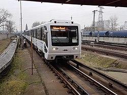 Budapestin metron linja 3 – Wikipedia