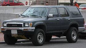 Toyota 4Runner - Wikipedia