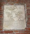 9591 - Milano - Sant'Ambrogio - Cortile - Lapide Giacomo 1472 - Foto Giovanni Dall'Orto 25-Apr-2007.jpg