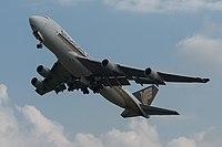 9V-SFP - B744 - Singapore Airlines