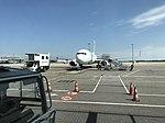 Aéroport de Lyon-Saint-Exupéry en juillet 2018 - 1.JPG