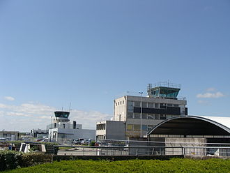 Rennes–Saint-Jacques Airport - Control tower