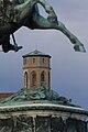 A-20126 Minoritenkirche mit Erzherzog Karl-Denkmal im Vordergrund - Heldenplatz Wien -hu- 6326.jpg