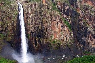 Girringun National Park - Wallaman Falls