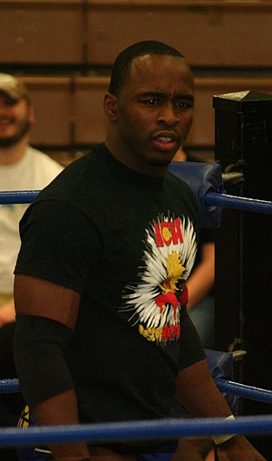 ACH (wrestler) - ACH in February 2013