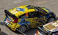 ADAC Rallye Deutschland 2013 - Fahrerpräsentation auf dem Roncalliplatz-4610.jpg