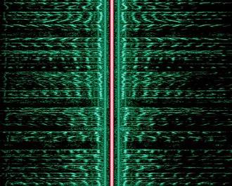 Amplitude modulation - Image: AM signal