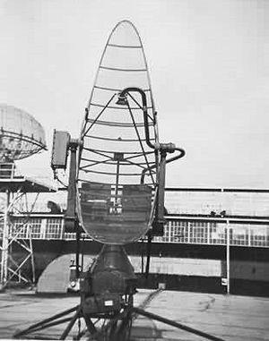 MIT AN/CPS-4 Radar - Image: AN CPS 4 Radar