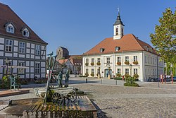 Market Place & Townhall