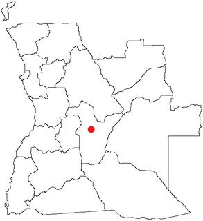 Chissamba,  Bíe, Angola
