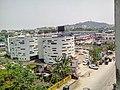 ASTC multi level parking at Paltanbazar, Guwahati.jpg