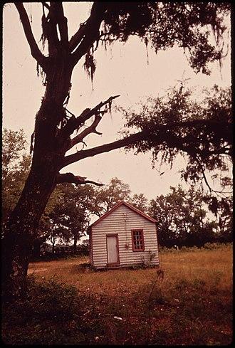 Johns Island, South Carolina - A small community church