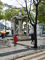 A Fountain at Largo do Carmo P1000514.JPG