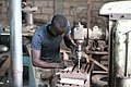 A Ghanaian metal worker.jpg
