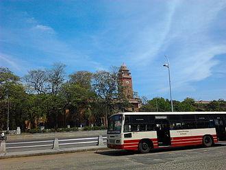 Metropolitan Transport Corporation (Chennai) - Deluxe bus from Ashok Leyland