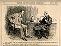 A patient alarmed at his doctor's request that he abstain fr Wellcome V0011521.jpg