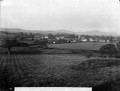 A view of Westbury (Salop) from Coal Heaps NLW3361569.jpg