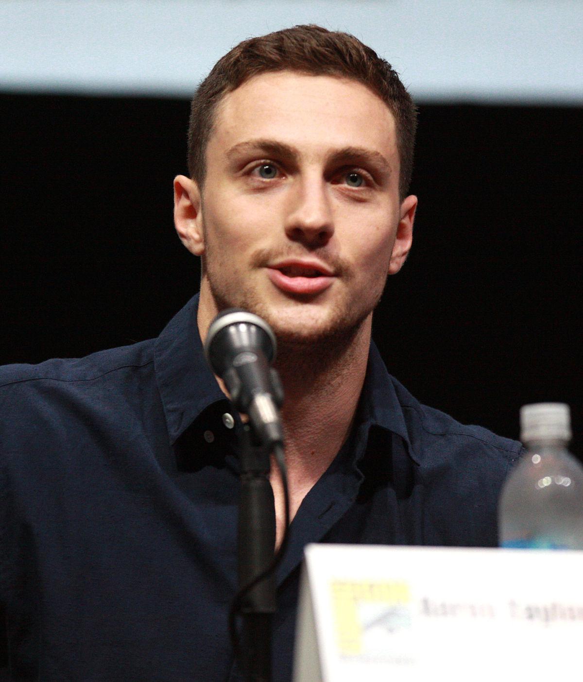 Aaron Taylor-Johnson — Wikipédia