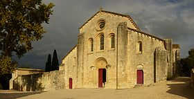 Image illustrative de l'article Abbaye de Silvacane