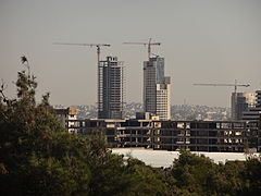 Eastern Side Of Abdali Project