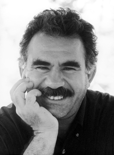 Abdullah Öcalan Founding member of the PKK