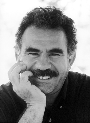 English: Abdullah Öcalan, founder of the PKK.