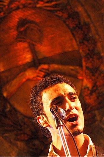 Abel Pintos - Recital en Casa Rosada - 16FEB07 -presidencia-govar