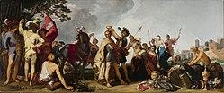 Abraham Bloemaert: Coronation Scene