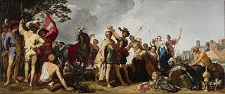 Coronation Scene