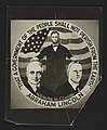 "Abraham Lincoln, ""That a government of the people shall not perish from the earth"" LCCN2011645485.jpg"