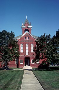 Accomack County Courthouse (Built 1899), Accomac ( Accomack County, Virginia).jpg