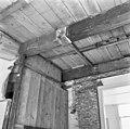 Achterkamer afgezaagde balk bij trap - Edam - 20066655 - RCE.jpg